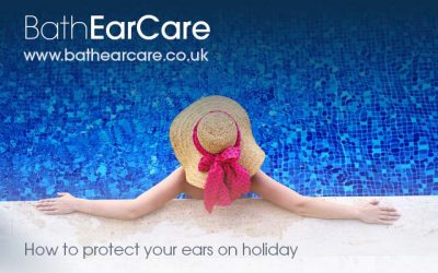 How holiday swimming can affect your ears