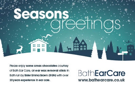 Bath Ear Care's first Christmas